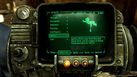 Fallout 3 Pip Boy 3000 Special