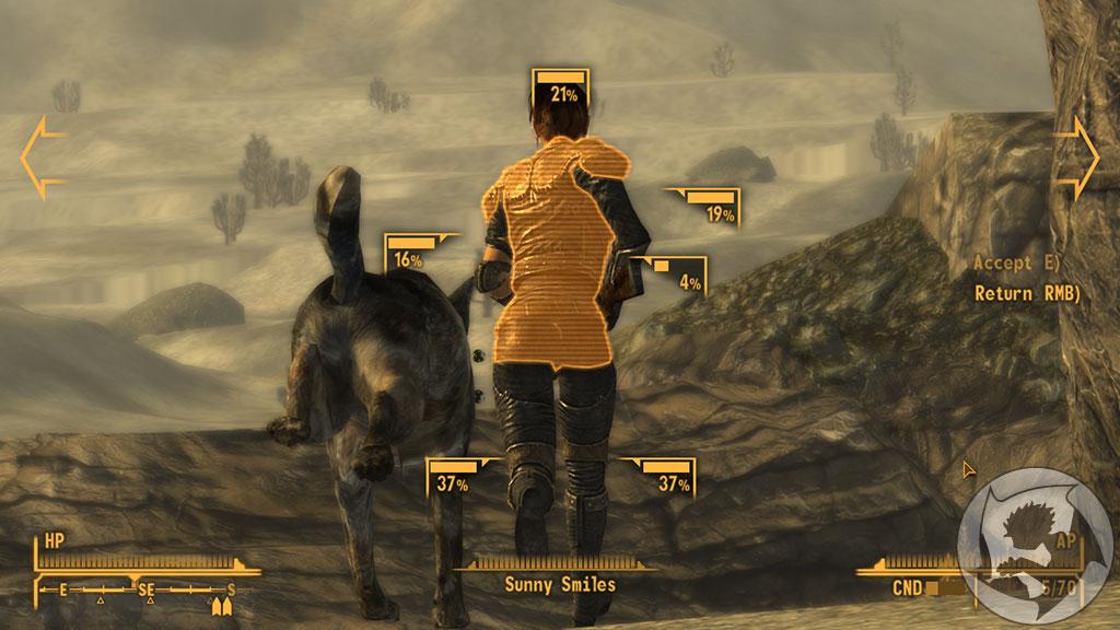 Fallout new vegas мод на секс с санни