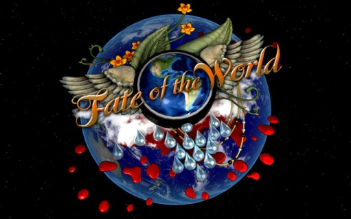 Fate of the World Cover