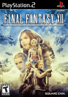 Final Fantasy 12 Cover