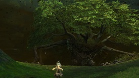 Final Fantasy 14 01 Treant