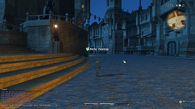 Final Fantasy 14 06 City Streets