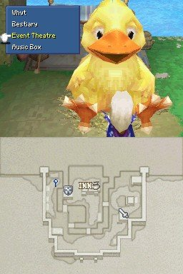 Final Fantasy 4 Giant Chocobo