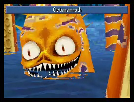 Final Fantasy 4 Octomammoth Wtf