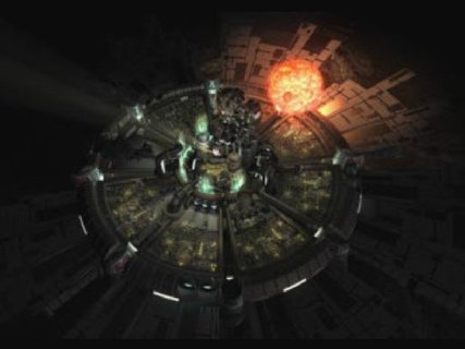 Final Fantasy 7 Reactor Explosion Midgar
