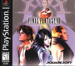 Final Fantasy 8 Cover