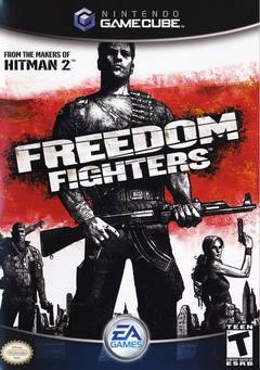 Freedom Fighters Cover