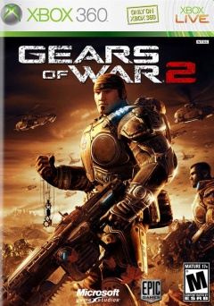 Gears of War 2 Cover