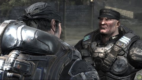 Gears Of War Marcus Traitor Victor Hoffman