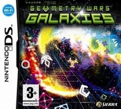 Geometry Wars Galaxies Cover