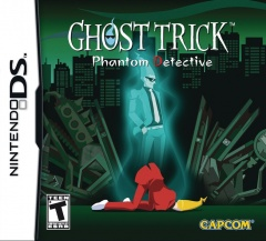 Ghost Trick: Phantom Detective Cover