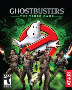 Ghostbusters: The Video Game Cover