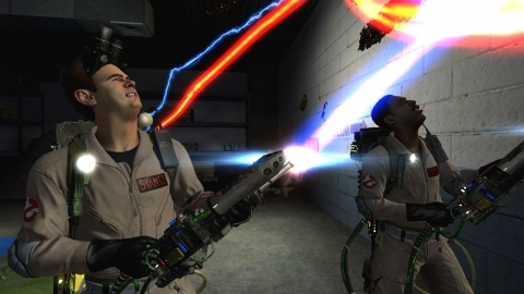 Ghostbusters ray Winston Proton Packs