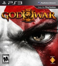 god of war 3 Cover
