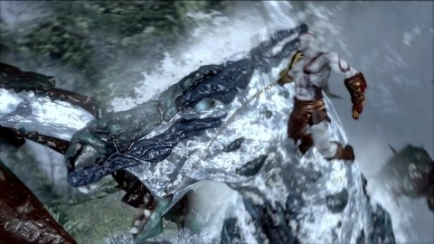 god of war 3 Water Horse