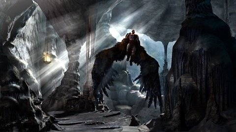 god of war 3  Wings