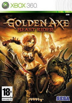 Golden Axe Beast Rider Cover