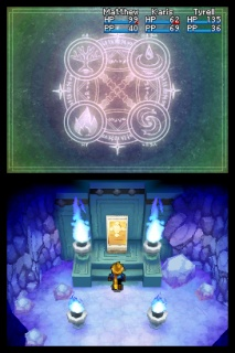 Golden Sun Dark Dawn Tablet