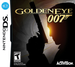 Goldeneye 007 ds Cover