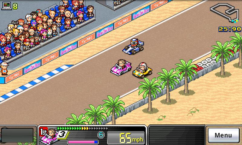 Grand Prix Story car Racing