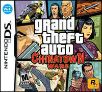 Grand Theft Auto Chinatown Wars/grand Theft Auto Chinatown Wars Cover