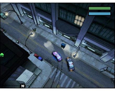 Grand Theft Auto Chinatown Wars Nighttime
