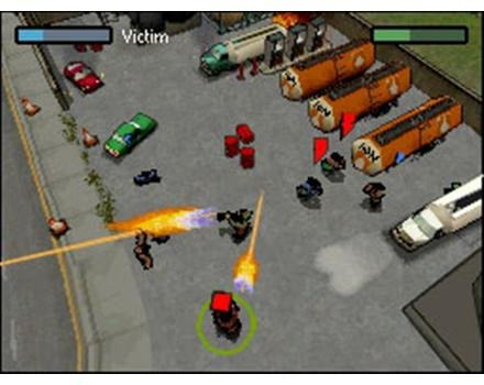 Grand Theft Auto Chinatown Wars Shootout