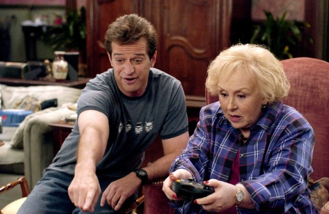Grandmas boy Doris Roberts Allen Covert Gaming