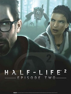 Half Life 2 Episode 2 Cover Thumbnail