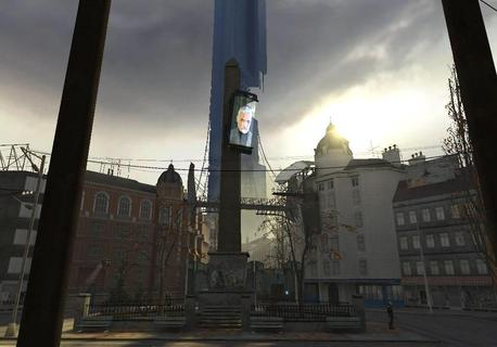 Half Life 2 City 17 Guards Doctor Breen Citadel