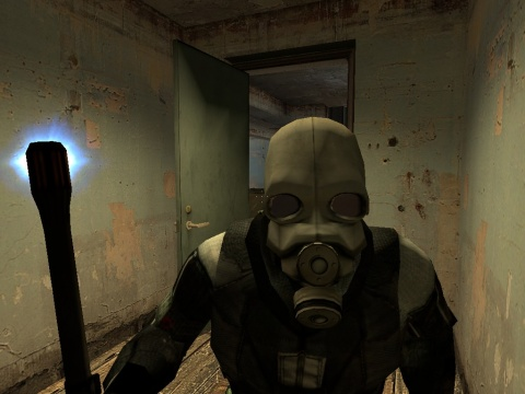 Half Life 2 Civil Protection