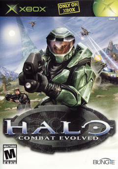 Halo: Combat Evolved Cover