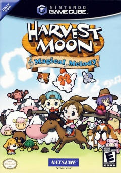 Harvest Moon Magical Melody Cover