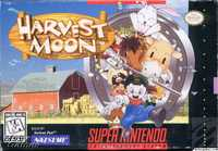 Harvest Moon/harvest Moon Cover