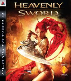 Heavenly Sword Cover
