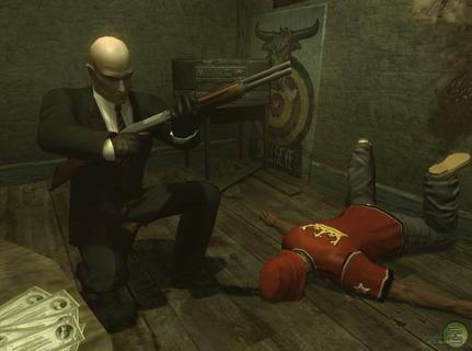Hitman Blood Money Agent 47 Dead Enemy