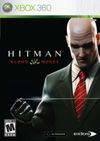 Hitman Blood Money/hitman Blood Money Cover