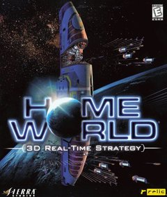 Homeworld Cover