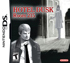 Hotel Dusk: Room 215 Cover