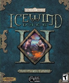 Icewind Dale 2 Cover