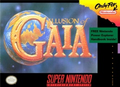 Illusion of Gaia Cover