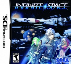Infinite Space Cover