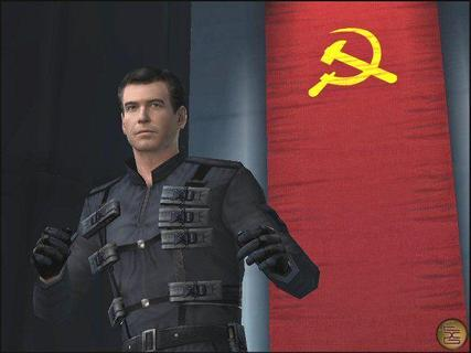 James Bond Everything Or Nothing Communist Russia