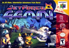 Jet Force Gemini Cover