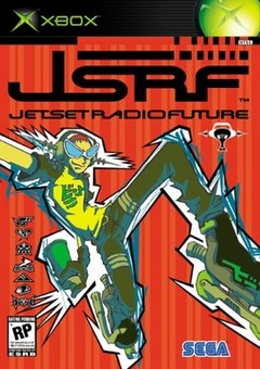 Jet Set Radio Future Cover