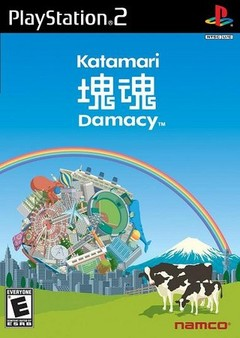 Katamari Damacy Cover