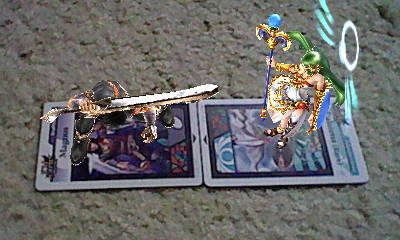 kid Icarus Uprising Cards