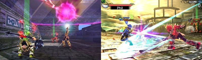 kid Icarus Uprising Multiplayer