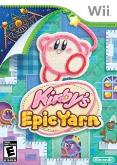 Kirbys Epic Yarn Cover