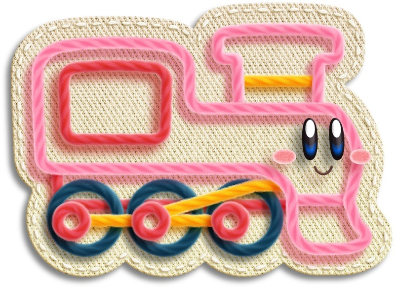 Kirbys Epic Yarn Train